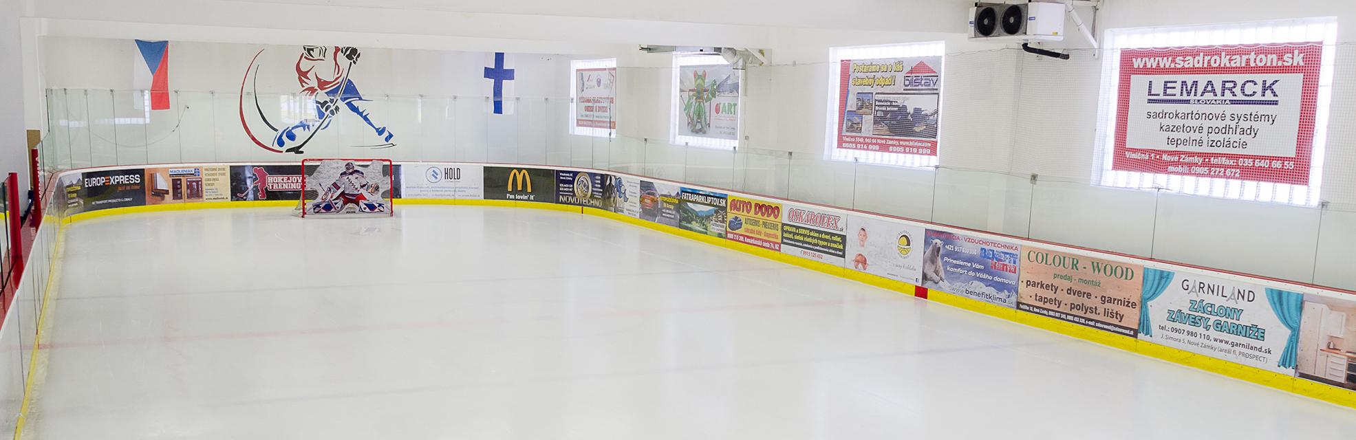 Hokej je ArenaBago a ArenaBago je hokej